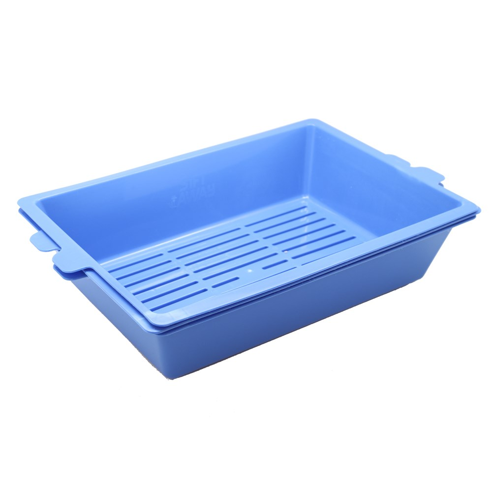 LIFT N SIFT CAT LITTER TRAY 45X32X12CM - Welcome to United ...