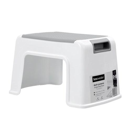 Incredible Single Step Stool Evergreenethics Interior Chair Design Evergreenethicsorg