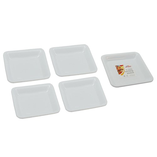 DISPOSABLE SERVING PLATES 5PK  sc 1 st  United Wholesalers & DISPOSABLE SERVING PLATES 5PK 17.5CM - Welcome to United Wholesalers ...