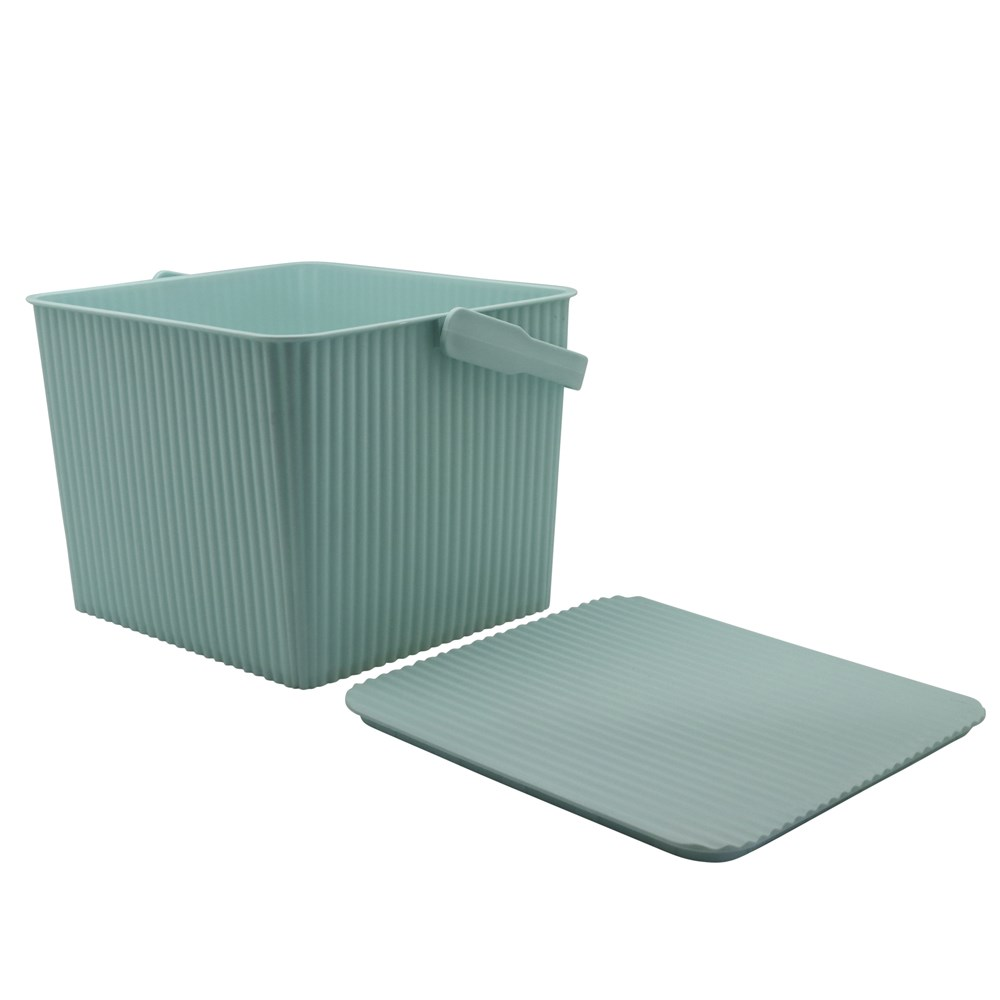 2b81cdc4b0041 LAUNDRY BUCKET SQUARE W LID 11LT 2 ASSTD - Welcome to United ...